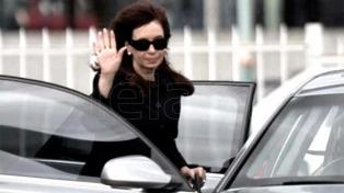 Un grupo de vecinos le hizo un cacerolazo a Cristina Kirchner en El Calafate