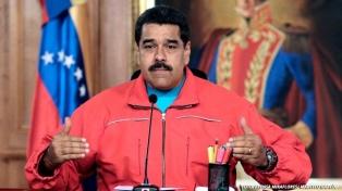 Maduro afirmó que sigue el diálogo con la oposición en Noruega