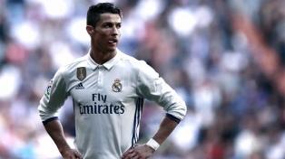 Cristiano Ronaldo no jugaría más en el Real Madrid