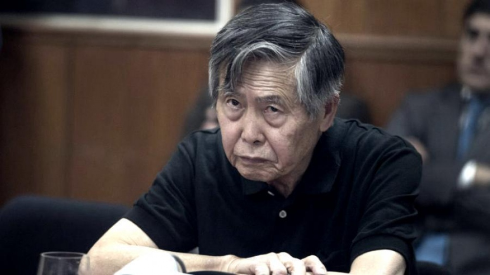 Alberto Fujimori respaldó la posición de su hija Keiko