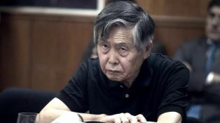 Alberto Fujimori respalda a Keiko en la decisión de rechazar la destitución de Vizcarra