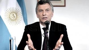 Por carta, Macri le transmitió a Pence el malestar por la aplicación de aranceles al biodiesel