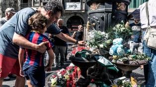 Barcelona saldrá a la calle para marchar contra el extremismo