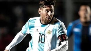 Argentina debutará ante Ecuador en las Eliminatorias