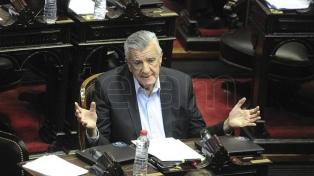 Gioja propone la creación de una comisión bicameral de Reforma Tributaria