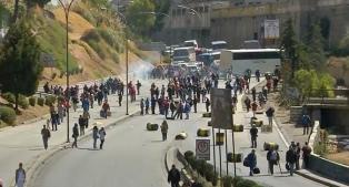 Manifestantes bolivianos fueron desmovilizados tras ocupar ruta para destituir a alcalde acusado de corrupción