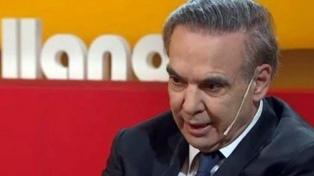 Pichetto pidió reciprocidad para la atención de extranjeros en hospitales públicos