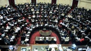 Con la vuelta de Ocaña y Rossi, entre otros, juran los 127 diputados electos