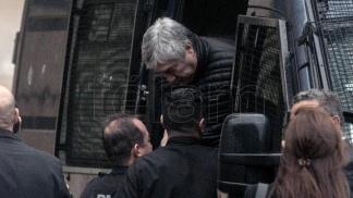 La abogada de Báez insistió en que su detención fue