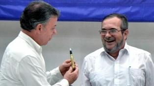 """Santos afirmó que los disidentes de las FARC """"son traidores al proceso"""""""