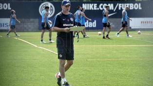 """El """"Pampa"""" BIaggio alineó el posible equipo para visitar a Talleres"""