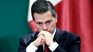 El expresidente Peña Nieto fue vigilado por EEUU por presunto lavado de dinero