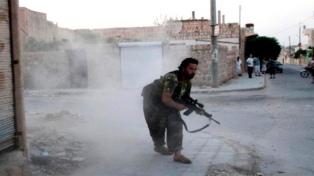 Más de 371.000 muertos en ocho años de guerra, según una ONG