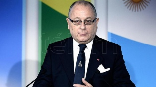 Faurie aclaró que no existen controversias con Bolivia y se reunirá con el embajador
