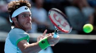 Mayer y Delbonis quedaron eliminados en el arranque del Masters 1000 de Roma