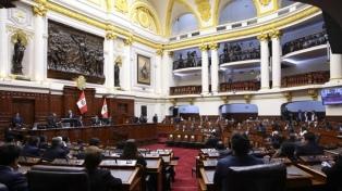 El Congreso de Perú elige sus autoridades, claves para el primer año de Castillo