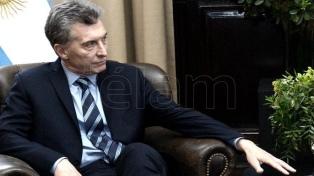 """Macri recorrerá este martes en Luján las obras del nuevo """"by pass rutero"""""""