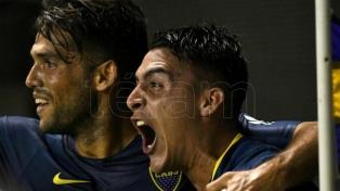 Boca fue más que Junior y sumó su primera victoria en la Copa