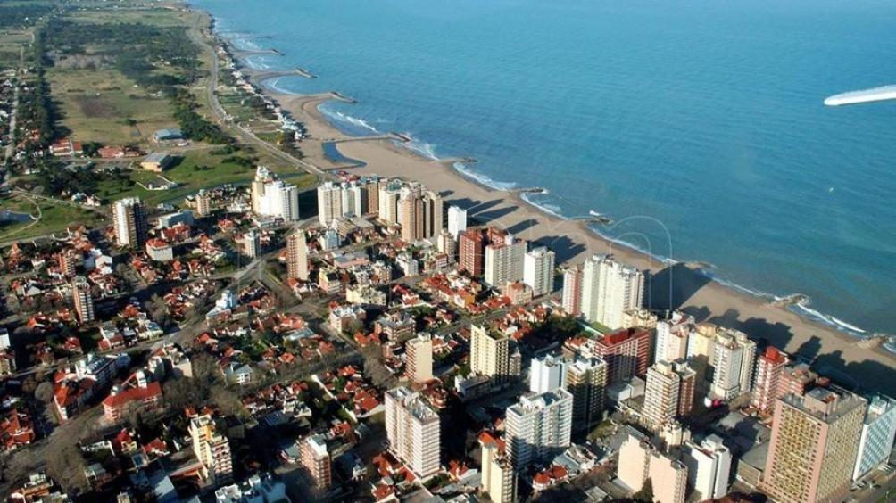 Vista aérea de Miramar.