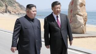 Xi Jinping agradece a Kim Jong-un por las felicitaciones
