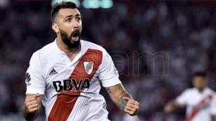 """""""Ahora vamos por la Copa Libertadores"""", dijo Pratto"""