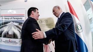 Paraguay se sumó a EEUU y Guatemala e inauguró su embajada en Jerusalén