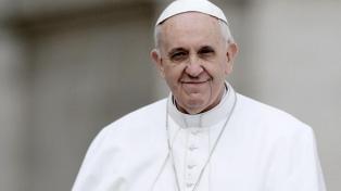 Contra abusos a menores, manifestantes protestaron durante la visita del Papa a Ginebra