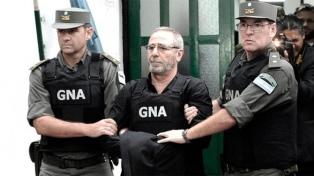 Casación rechazó conceder la prisión domiciliaria al ex secretario de Transporte Ricardo Jaime