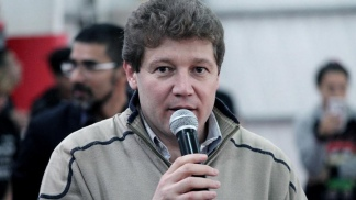 Gustavo Melella, gobernador de Tierra del Fuego, Antártida e Islas del Atlántico Sur.