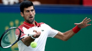 Novak Djokovic desplazó a Rafael Nadal en el ranking de la ATP