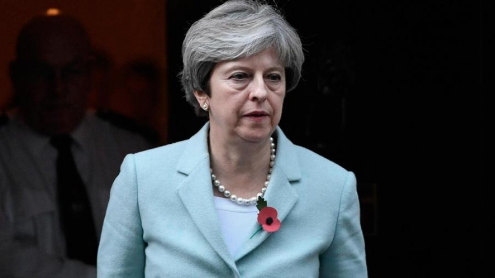 Theresa May, primera ministra del Reino Unido desde julio de 2016