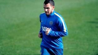 Alfaro se enojó con los delanteros de Boca por la falta de puntería en la práctica