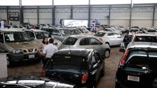 La venta de autos usados subió 7,73% interanual