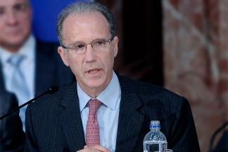 Carlos Rosenkrantz, presidente de la Corte Suprema