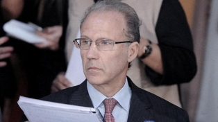 Rosenkrantz declarará por escrito como testigo por las presuntas presiones a Indalo