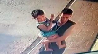 Encontraron al niño de tres años que estaba extraviado en Quilmes