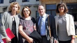 La Justicia avanza por primera vez sobre los crímenes del franquismo