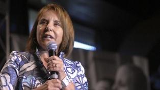 Chiche Duhalde presenta a referentes de Avellaneda que acompañarían una postulación de Lavagna