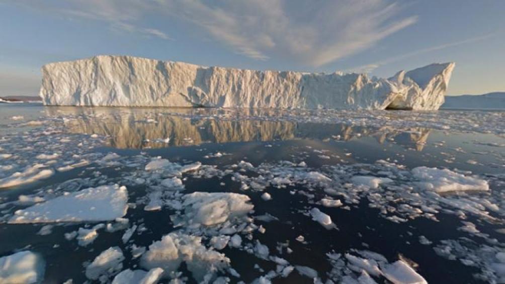 Descubrieron al norte de Groenlandia lo que piensan que puede ser la tierra emergida más septentrional del mundo. Foto archivo.