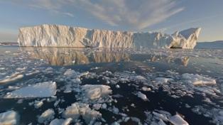 En una expedición encontraron el punto más al norte del planeta