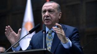 Erdogan ultima a Grecia a negociar por la disputa territorial en el Mediterráneo