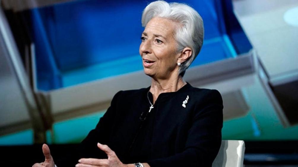 Christine Lagarde, junto a Jerome Powell y a Andrew Bailley dicen que la vacuna no soluciona todo