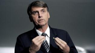 Bolsonaro dijo que está preocupado por Chile y lanzó ataques a la izquierda sudamericana