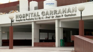 Personal de Delitos Tecnológicos de la policía realizó un allanamiento en el Garrahan