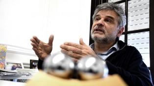 """Filmus: """"Macri bajó el nivel de intensidad del reclamo por Malvinas"""""""