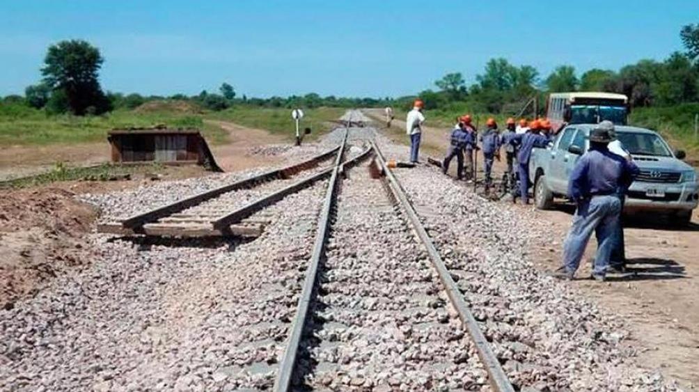Resultado de imagen para tren llegue directo a puertos del Gran Rosario