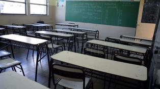 Continúa el paro docente en rechazo a la presencialidad en las escuelas