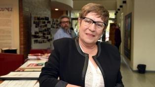 """María Teresa Andruetto: """"En la oralidad está el lugar más vital de una lengua"""""""