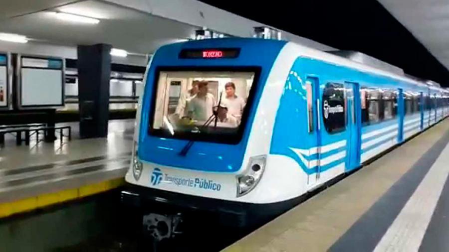 Por un caso sospechoso de coronavirus, no funciona la línea ferroviaria Sarmiento