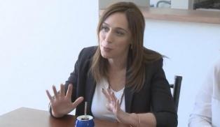 """Vidal dijo que el acuerdo """"dará previsibilidad a los argentinos"""""""
